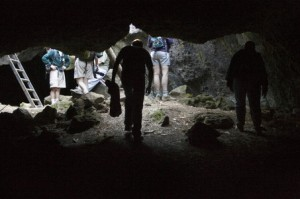 Skylight Cave by Bruce Eley / The Oregonian