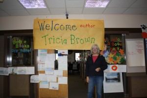 A warm welcome from Thorne Bay