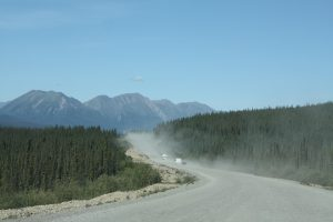Alaska Highway; ©Tricia Brown photo