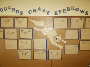 """How one school celebrated """"Groucho"""""""